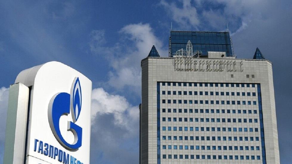 """المقر الرئيسي لشركة """"غازبروم"""" الروسية - أرشيف"""