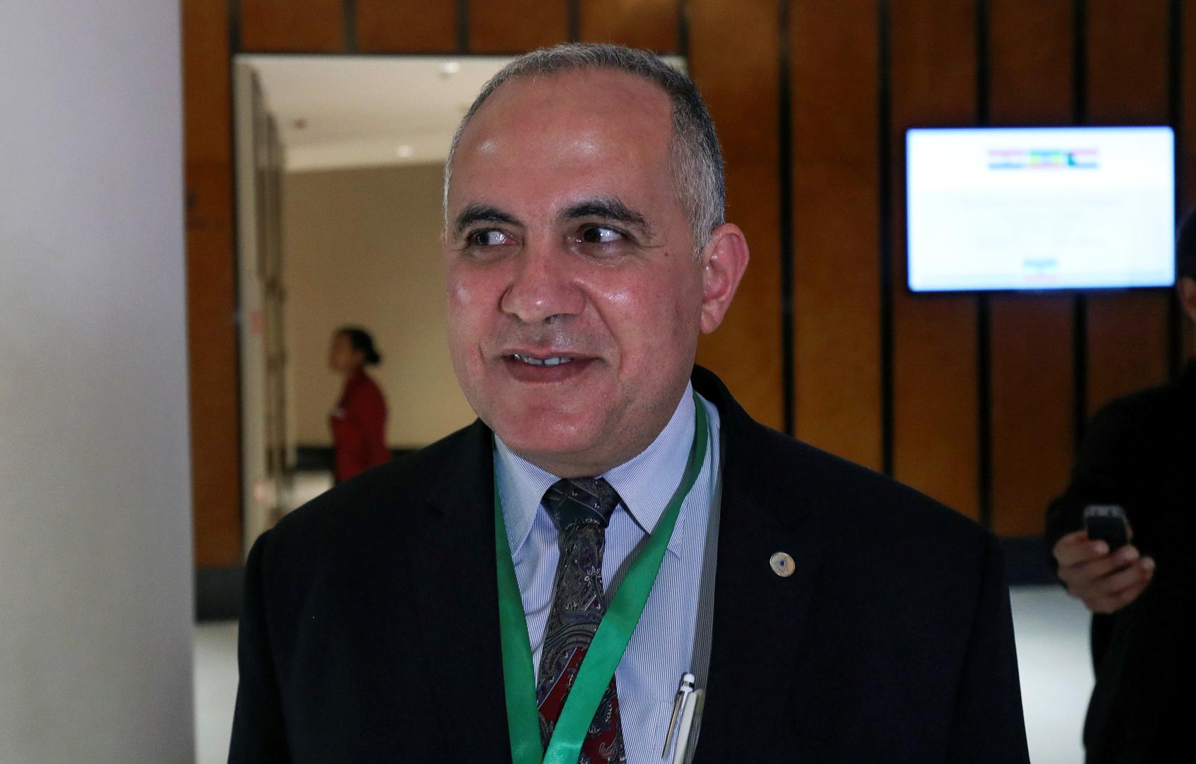 وزير الري المصري محمد عبد العاطي