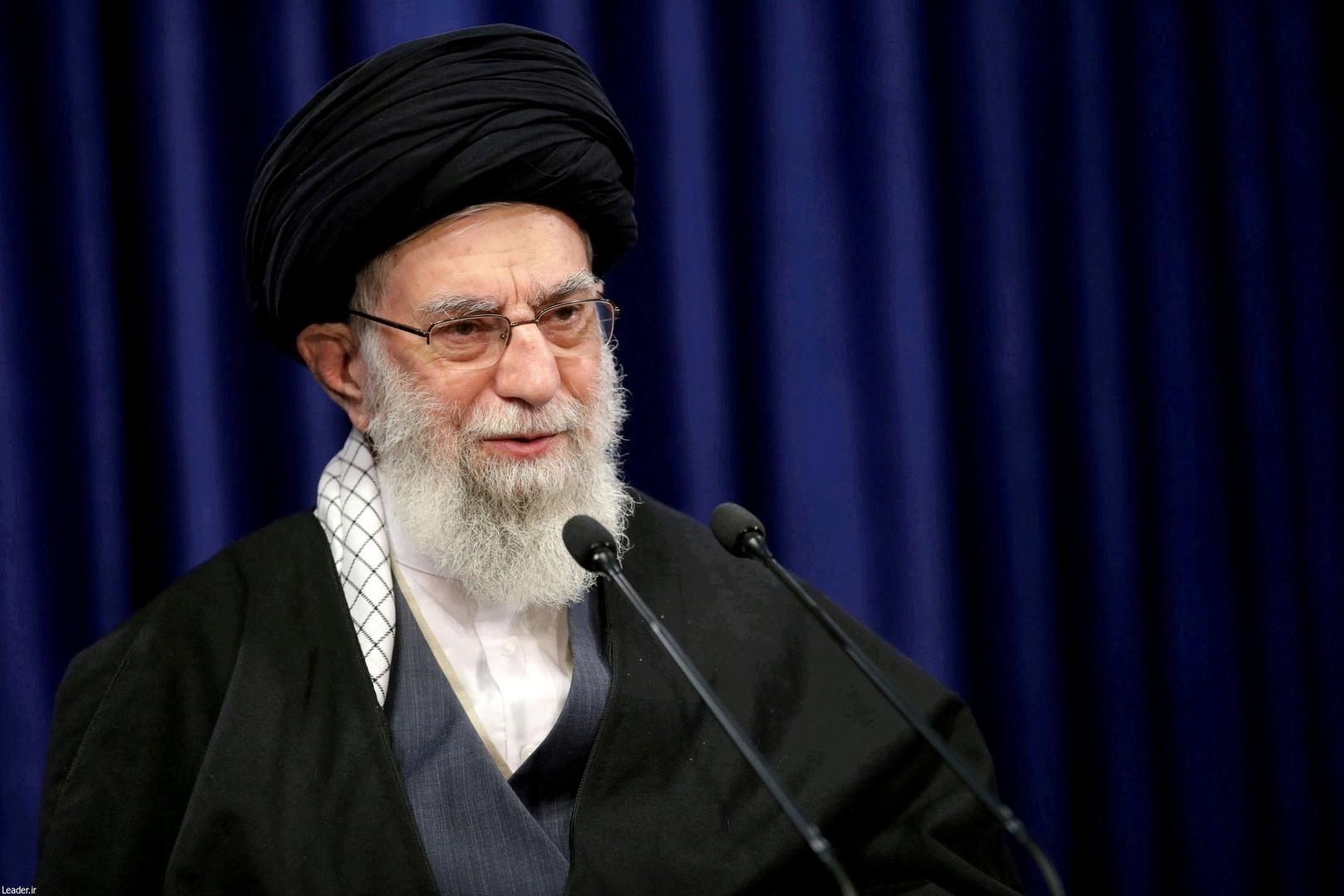 المرشد الإيراني، علي خامنئي