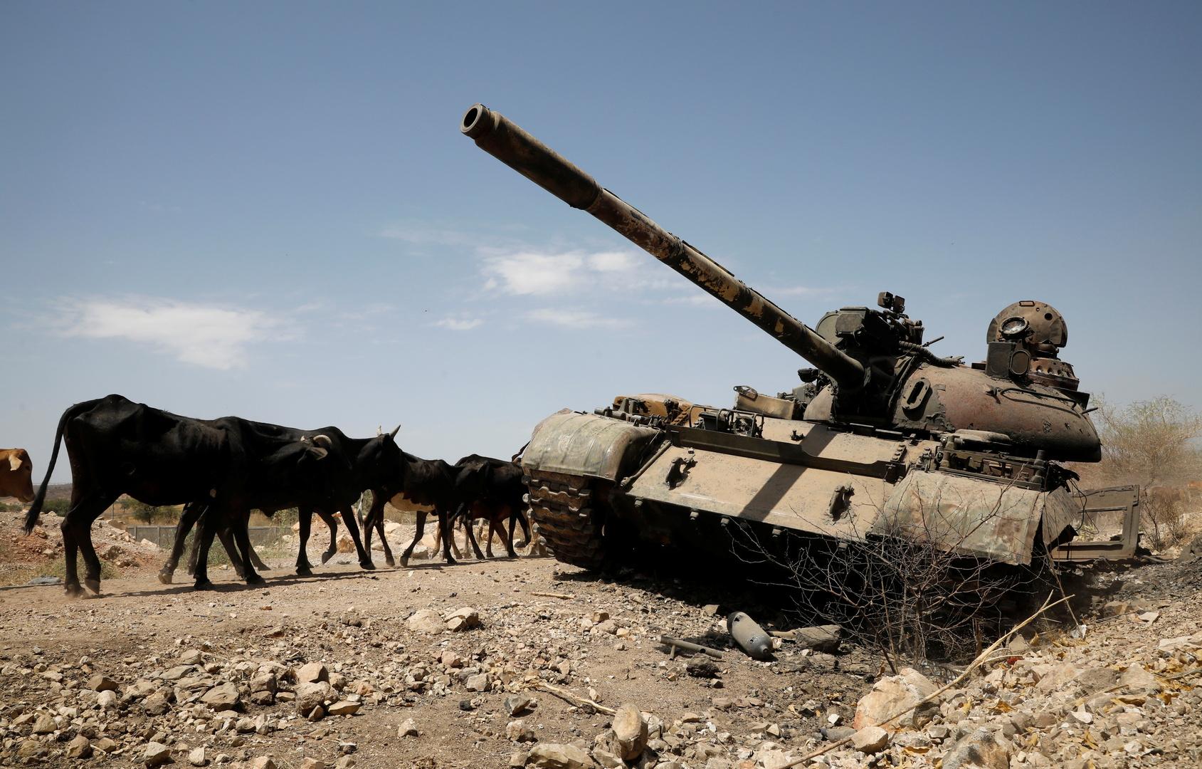 الحكومة الإثيوبية تجدد قصف تيغراي