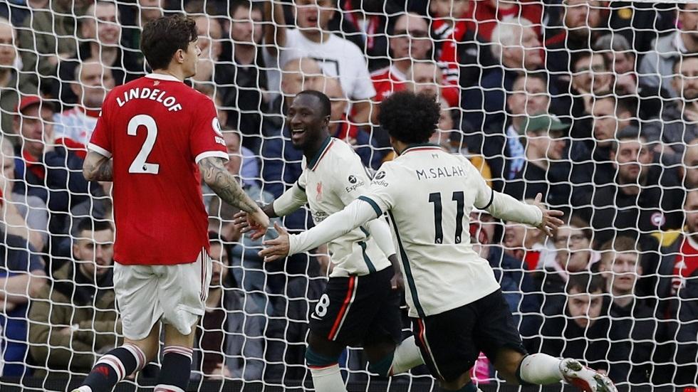 ليفربول يصعق مانشستر يونايتد بهدفين مبكرين (فيديو)