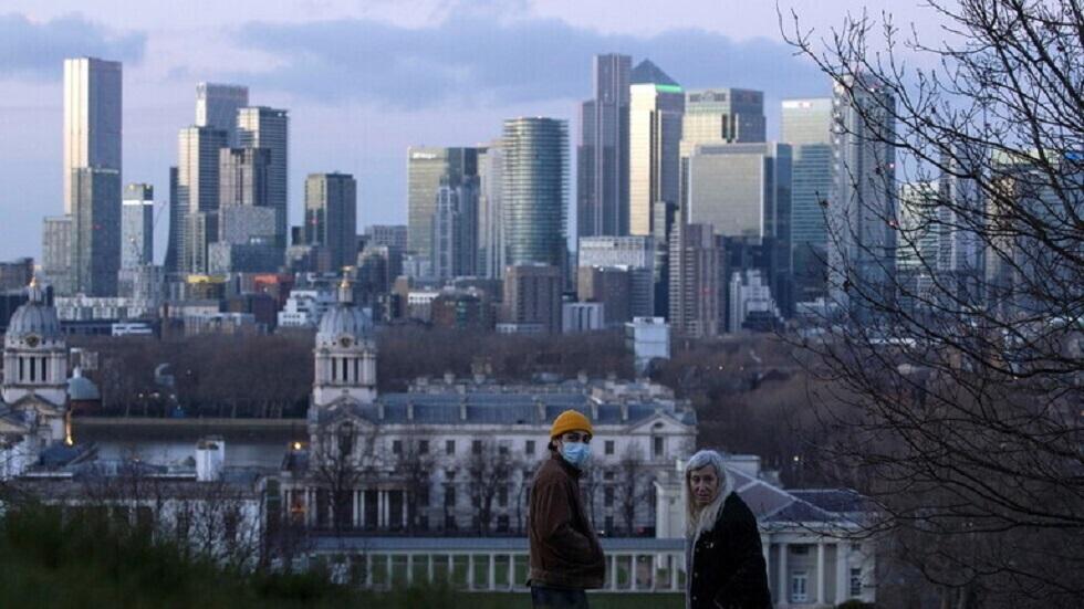 لندن في زمن جائحة فيروس كورونا