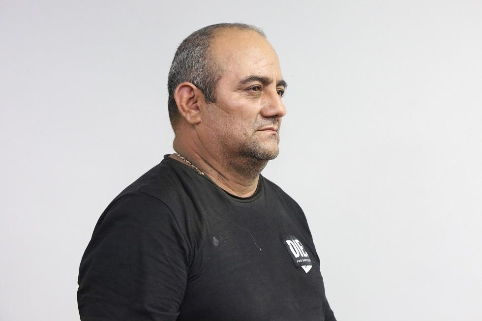 زعيم تجارة المخدرات دايرو أنطونيو أوسوجا