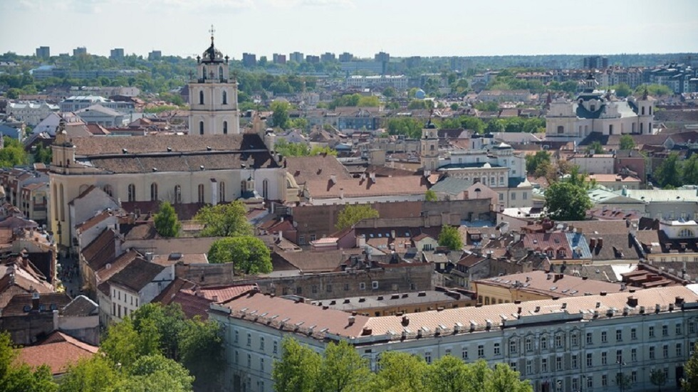 العاصمة الليتوانية فيلنوس - أرشيف