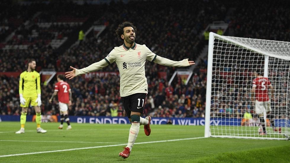 صلاح يتلألأ ويقود ليفربول لاكتساح مانشستر يونايتد بخماسية في عقر داره (فيديو)