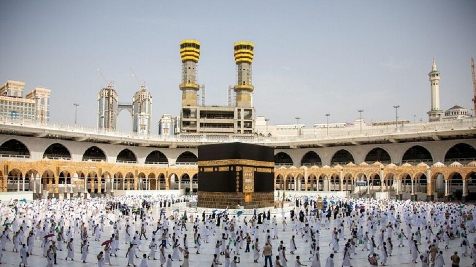الكعبة الشريفة في مكة المكرمة - أرشيف