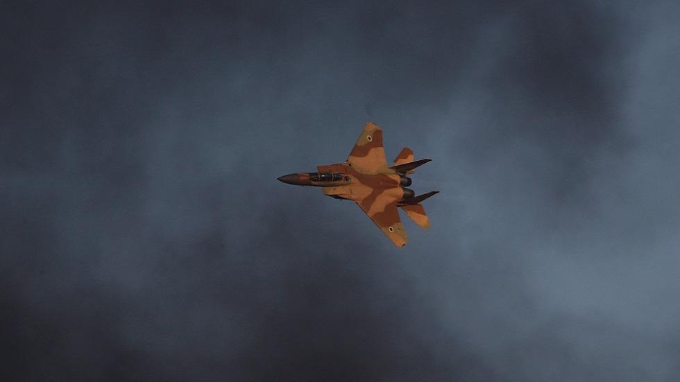 مقاتلة إسرائيلية (صورة من الأرشيف)