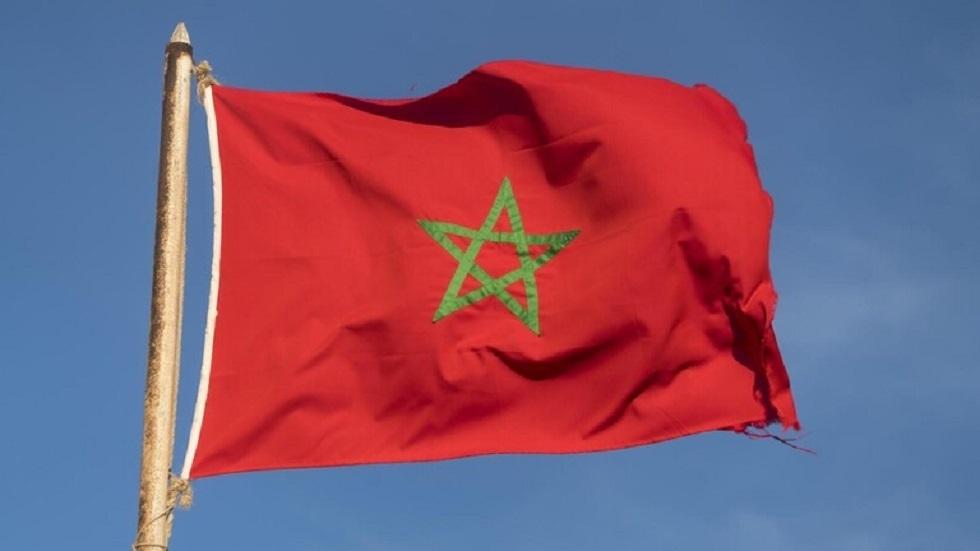 العلم المغربي - أرشيف -
