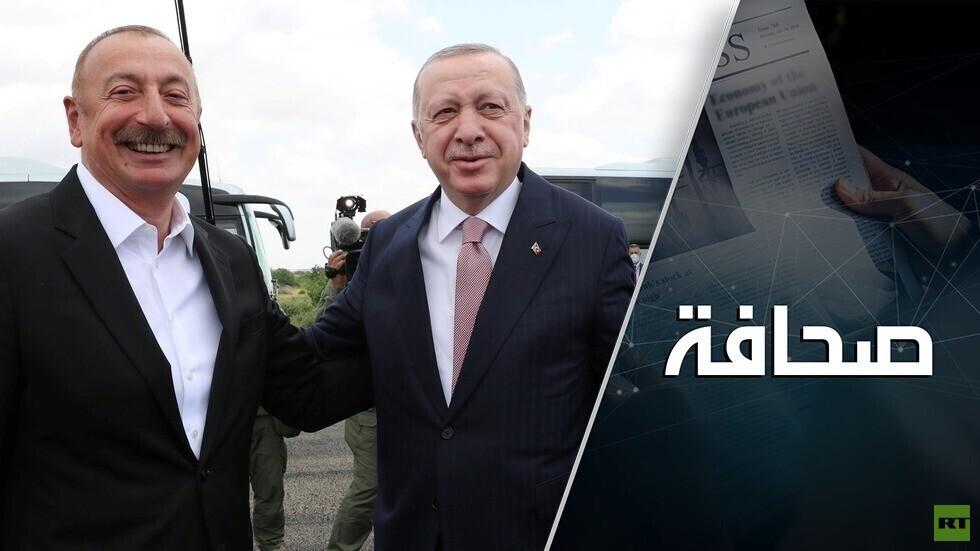 الأهداف الحقيقية من صداقة تركيا مع أذربيجان