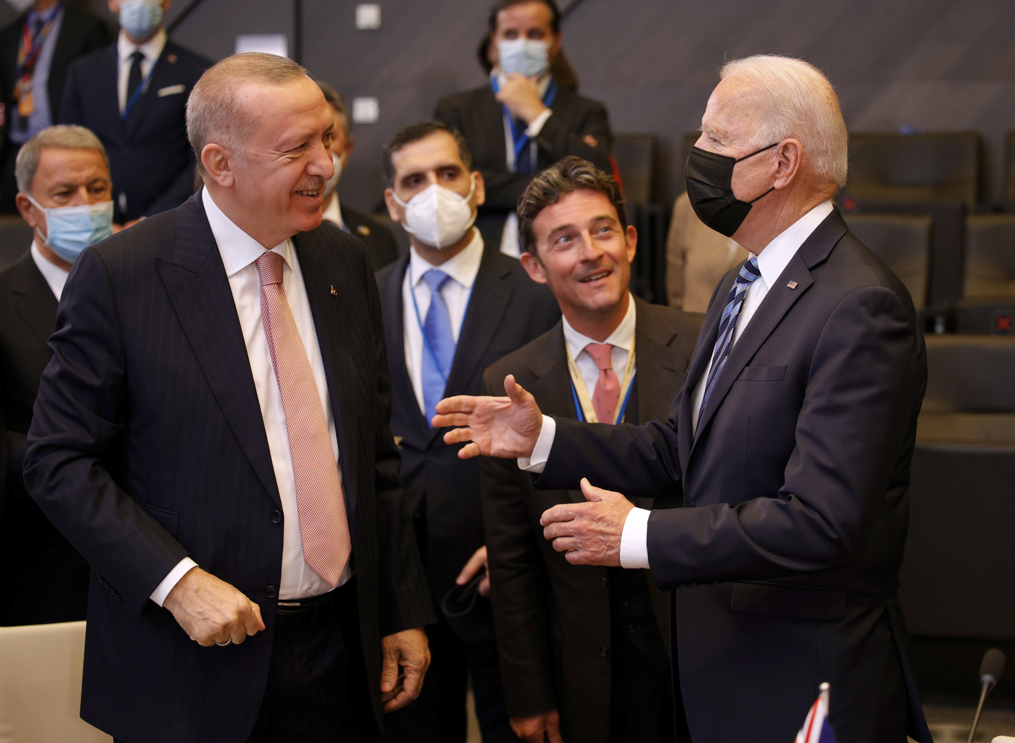 أردوغان يكشف عن مسألة ستتصدر أجندة لقائه القادم مع بايدن