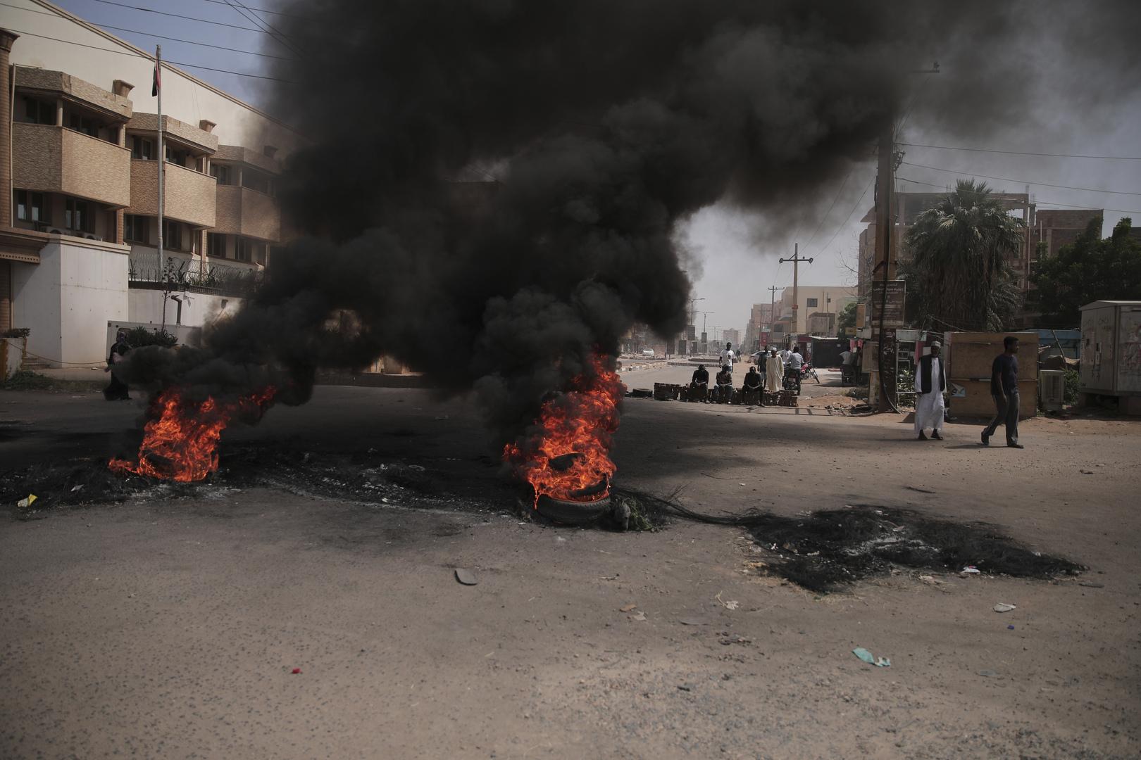 الاتحاد الإفريقي يعلق مشاركة السودان في كافة الأنشطة الخاصة به