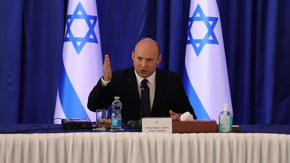 رئيس الوزراء الإسرائيلي نفتالي بينيت (صورة أرشيفية)