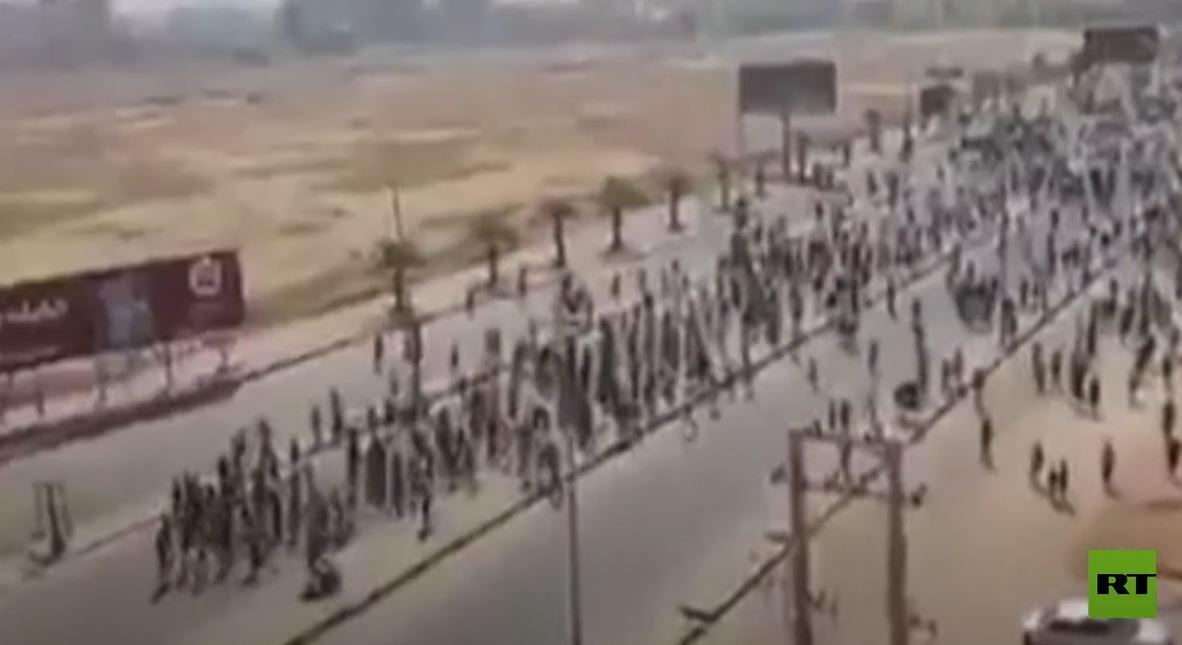 قوات الأمن السودانية تفتح النار على المتظاهرين