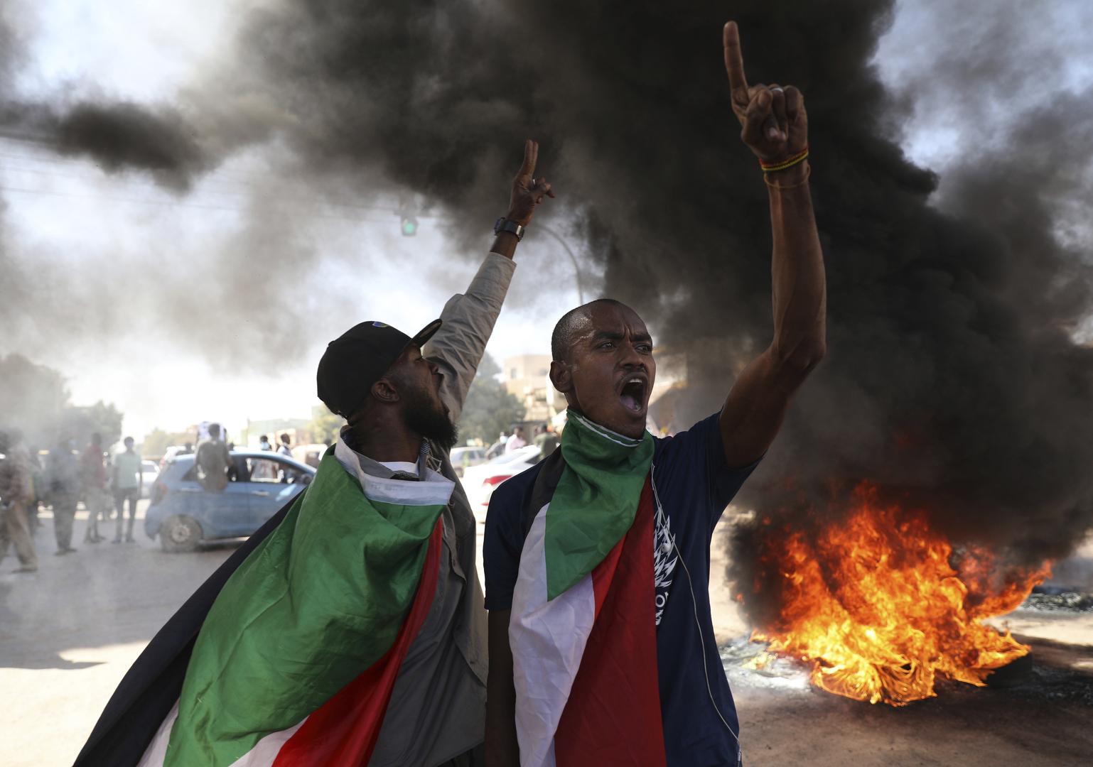 واشنطن تصدر إنذارا أمنيا حول الوضع في الخرطوم