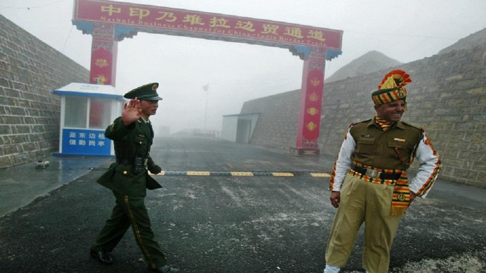 الحدود الصينية - الهندية - أرشيف