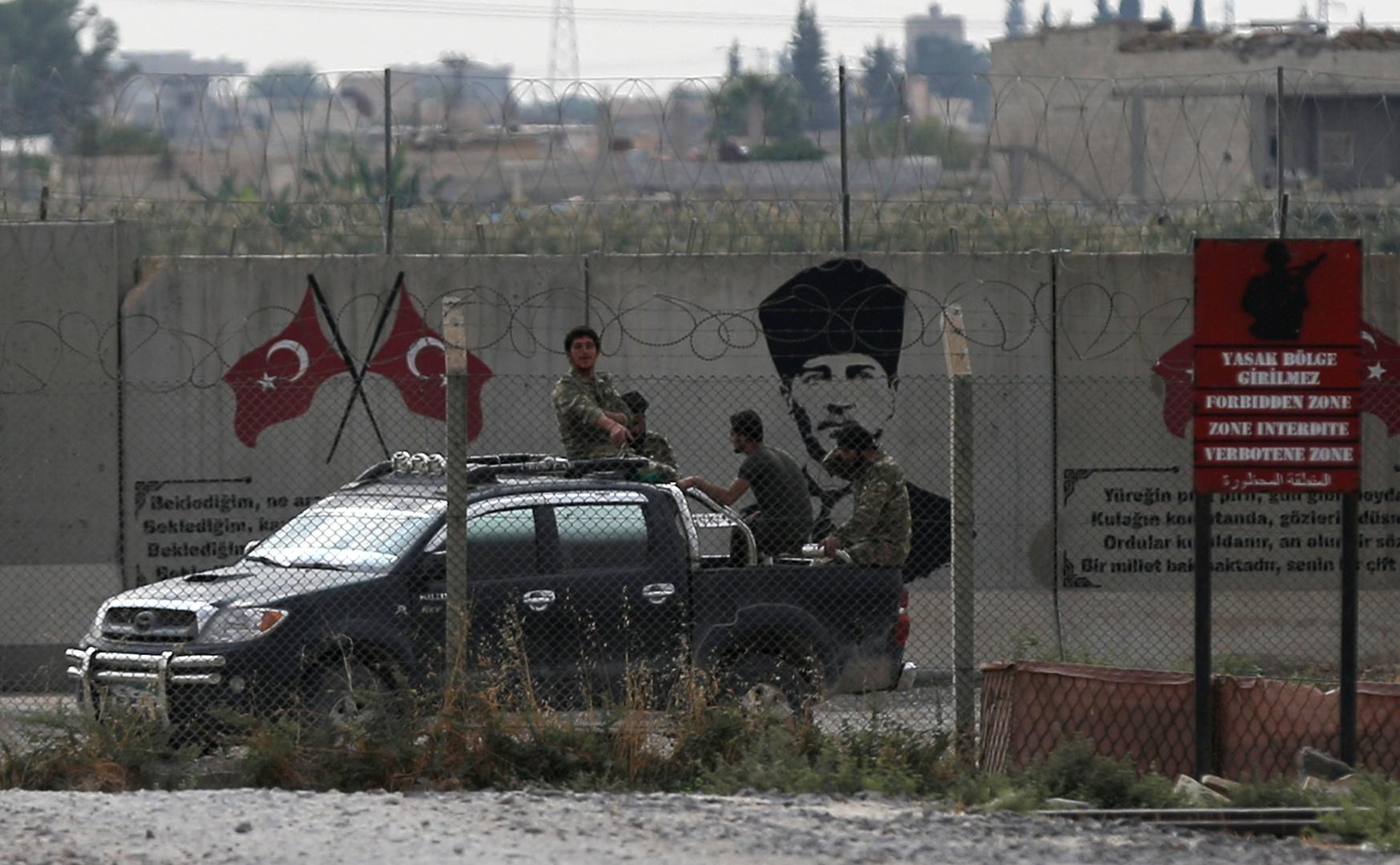 أنباء تتحدث عن اعتقال الأتراك لشقيق أبو مسلم الشيشاني