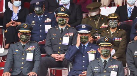 تايوان: لن نبدأ حربا على الإطلاق مع الصين
