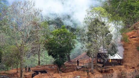 المعارضة المسلحة في ميانمار تعلن مقتل قائد عسكري حكومي رفيع إضافة إلى عشرات من الجنود