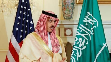 وزير الخارجية السعودي والمبعوث الأمريكي الخاص بشؤون إيران يبحثان المحادثات النووية الإيرانية