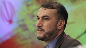 أمير عبد اللهيان: نسعى لتعزيز التعاون مع روسيا وتفعيل المعاهدات السابقة