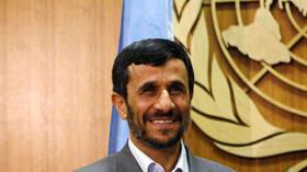 أحمدي نجاد يحذر: يتم التحضير لسيناريو خطير لشعوب إيران وأذربيجان وأرمينيا