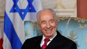 عضو سابقة في الكنيست الإسرائيلي: شمعون بيريز اعتدى علي جنسيا مرتين