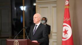 سعيد يجدد دعوته للقضاء التونسي إلى التحرك و