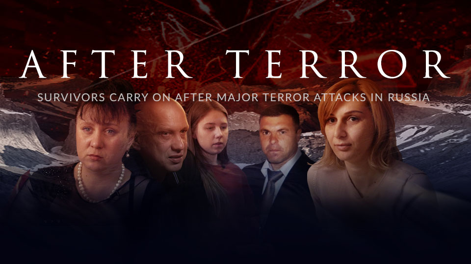 After Terror: Survivors carry on after major terror attacks in