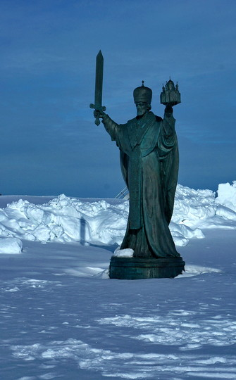 Arctic jobs on Franz Josef Land