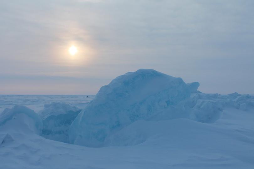 Barneo Arctic Camp