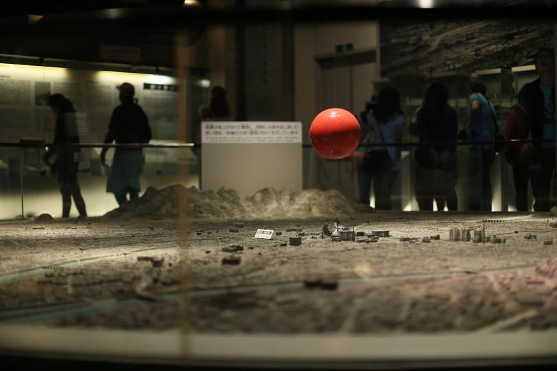 the bombing of Hiroshima & Nagasaki