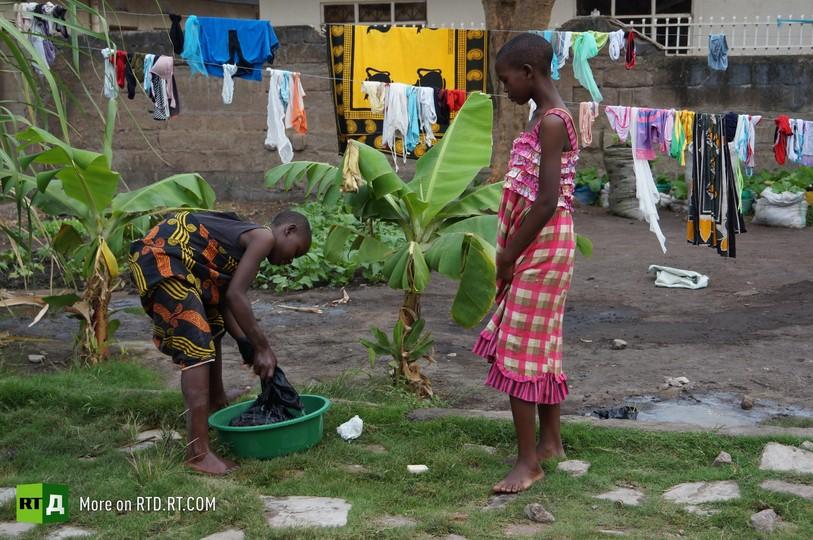 Tanzania child bride tradition