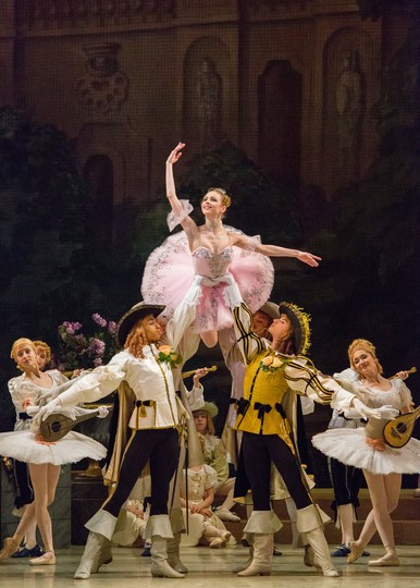 Vaganova Academy auditions child ballet dancers
