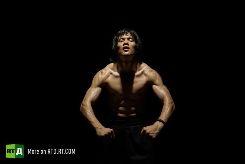 Afghan Bruce Lee Abbas Alizada
