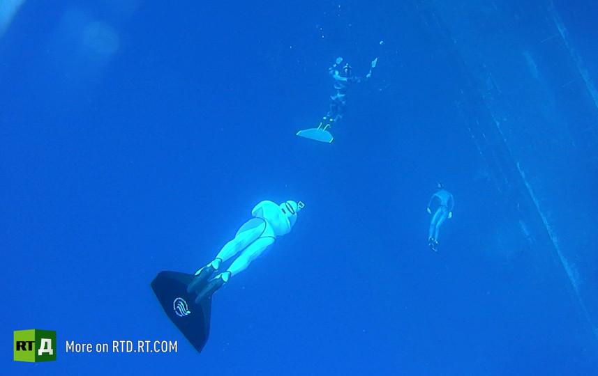 Russian free diving accident Natalia Molchanova