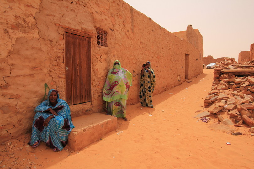 Force feeding girls, a Mauritanian tradition