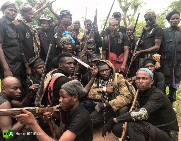 Boko Haram hunters