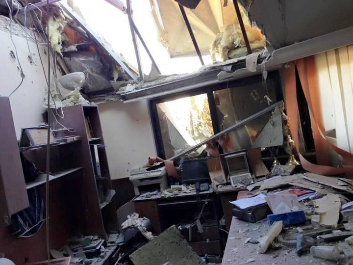 Syrian war experience of Damascus cameraman