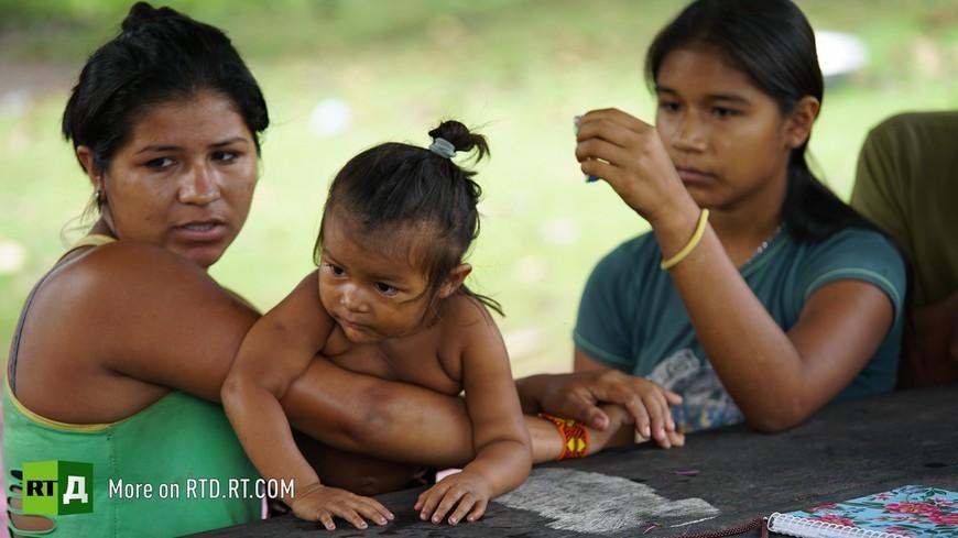 Erik Jennings brazilian neurosurgeon for Amazon tribes