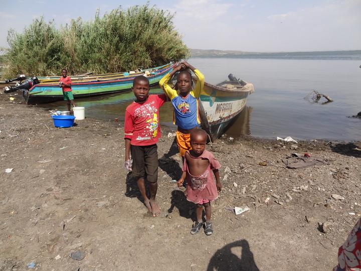 Migingo Island Africa
