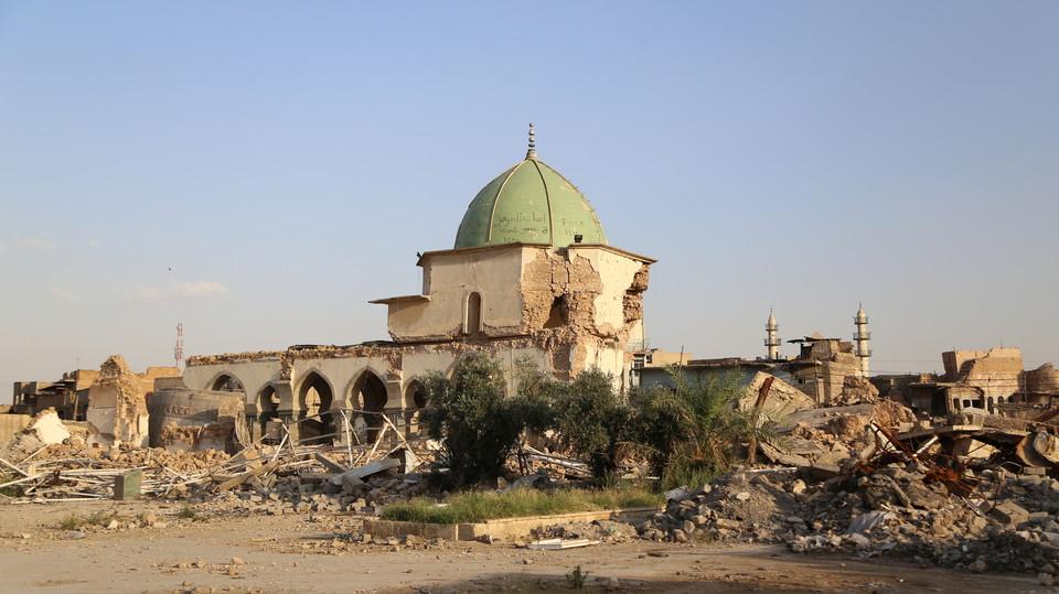 Grand al-Nuri Mosque, Mosul, Iraq