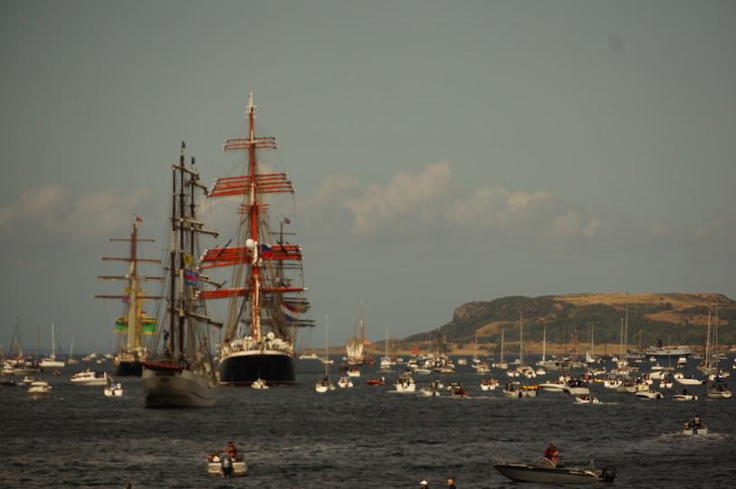tall ship Kruzenstern