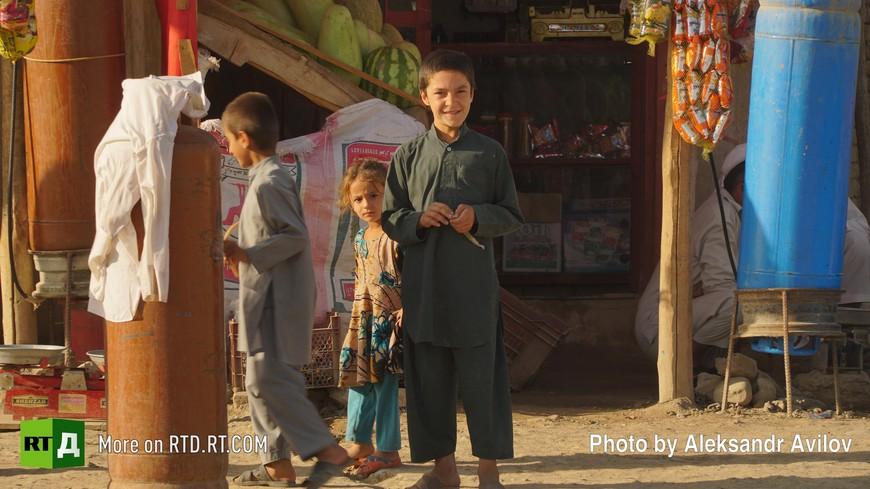 Afghanistan's Bacha Posh girls