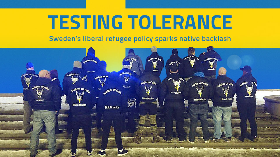 Hasil gambar untuk testing tolerance sweden