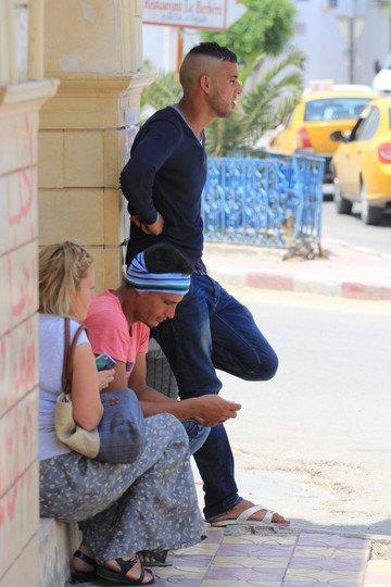 Mediterranean migrant crisis in Lampedusa and Tunisia