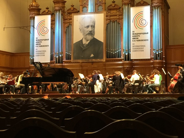 Tchaikovsky competition