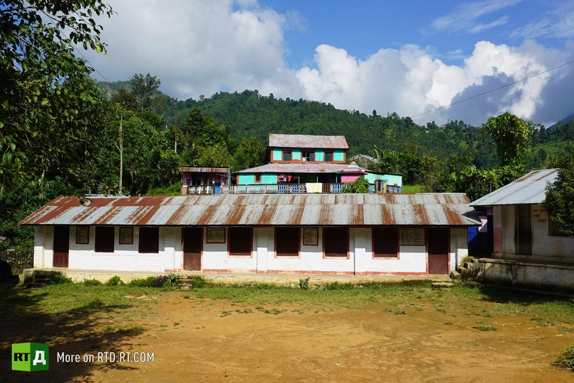 Durge Kami, Nepal's oldest school pupil
