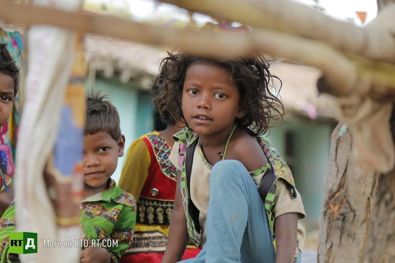 child labour mica India