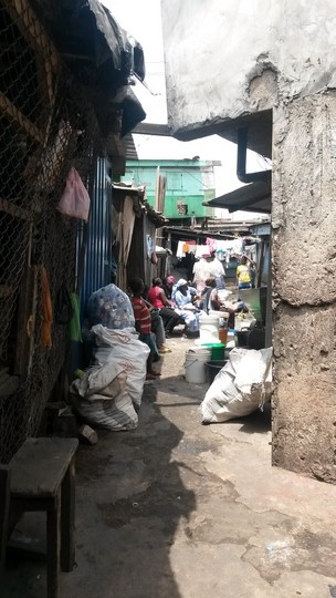 e waste dump in Agbobloshie, Ghana
