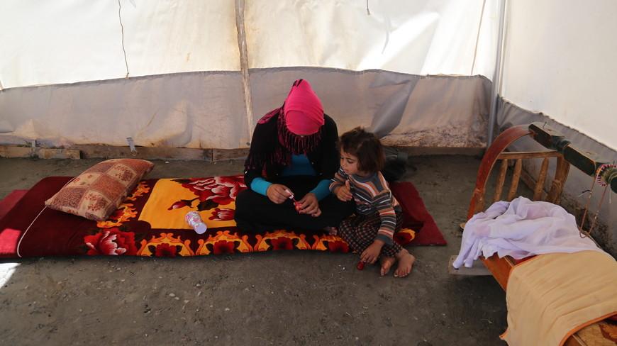 Yazidi sex slaves of ISIS